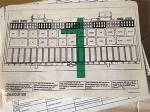 86 Fuse Panel Diagram