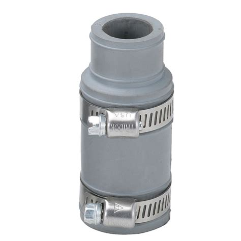 dishwasher sink drain connection pro connect dishwasher drain connector the home depot canada