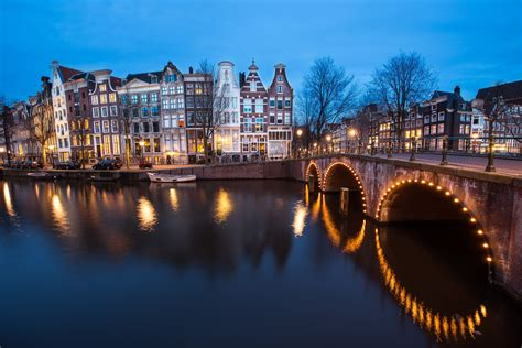 Amsterdam 5k Retina Ultra Hd Wallpaper Background Image