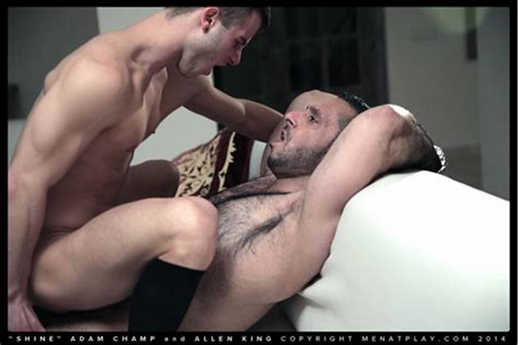#Hairy #Chested #Hunk #Adam #Champ #Fucks #Allen #King