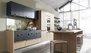Accessoire Cuisine Design : cuisine design avec lot m tisse par thibault desombre ~ Teatrodelosmanantiales.com Idées de Décoration