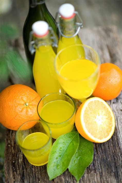 alkoholfreie cocktails selber machen orangen zitronen limonade selber machen rezept