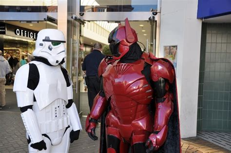 Kryptonian Warrior: The Costumes Of Kryptonian Warrior...