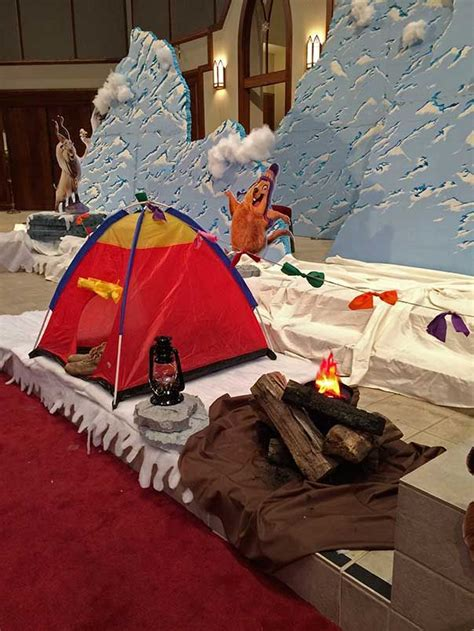 Decorating Ideas For Everest Vbs by For More Everest Vbs Ideas Visit Gahangirls