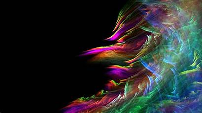 Fractals Abstract Fight Multicolor Wallpapers Windows Definition