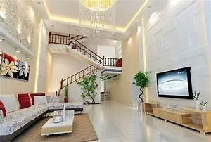 beautiful staircase designs ghar360 With living room design with stairs