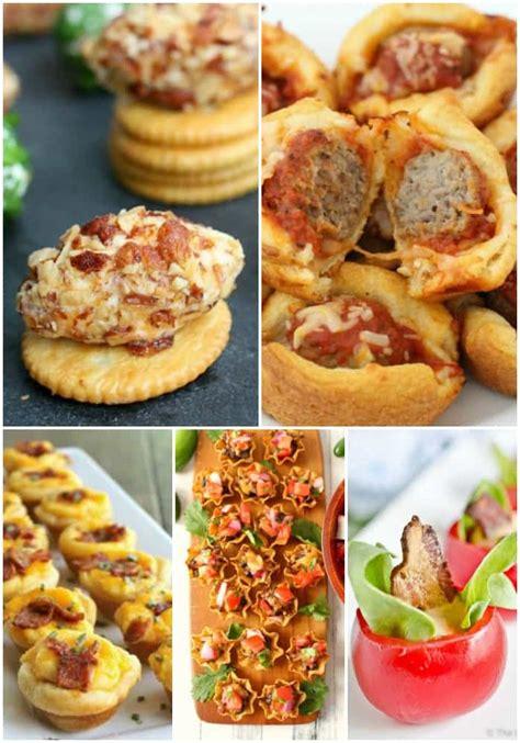 fingerfood für 25 football finger foods everyone real housemoms