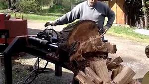 Multi Cut Log Splitter