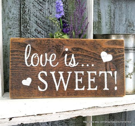 The 25 Best Wood Wedding Signs Ideas On Pinterest