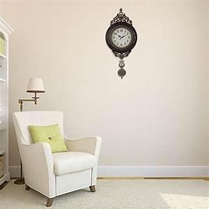 Designer Uhr Wand : giftgarden wanduhr klassisch f r schlafzimmer wohnzimmer ~ Lateststills.com Haus und Dekorationen