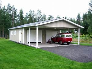 Carport Vor Garage : carports and garages design the better garages luxury carports and garages ideas ~ Sanjose-hotels-ca.com Haus und Dekorationen