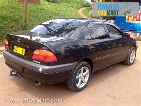 Used Toyota Mid Sized Sedan 1998 1998 Toyota Avensis