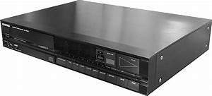 Kenwood Dp-2000 - Manual - Compact Disc Player