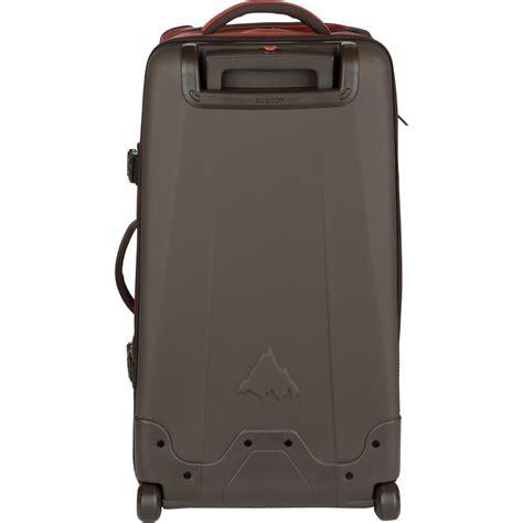 burton wheelie deck rolling gear bag 5248cu in backcountry