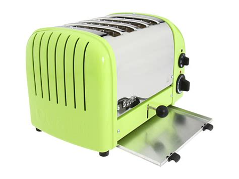 Colorful Retro Toasters By Dualit  Cool Gifting