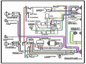 1968 C10 Wiring Diagram
