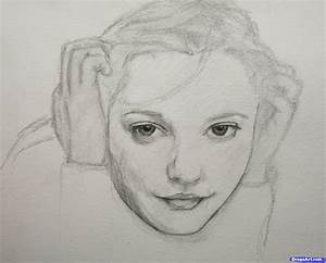 Draw Realistic Faces, Draw Real Faces, Step by Step ...