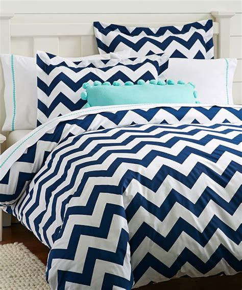 chevron duvet cover chevron teen duvet covers in 4 bright colors