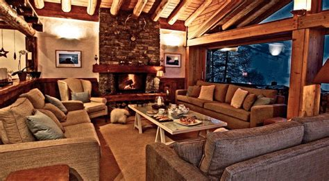 five catered ski in ski out rental in the alps