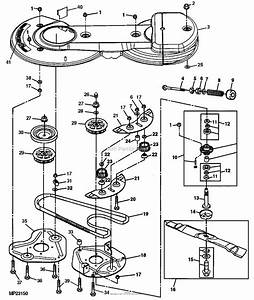 Wiring Diagram  28 John Deere L130 Drive Belt Diagram
