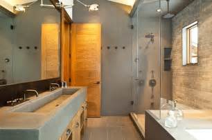 and simple master bath contemporary bathroom denver by studio frank - Simple Master Bathroom Ideas
