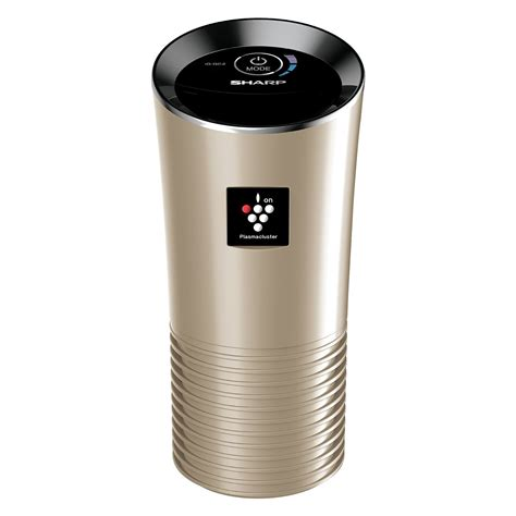 sharp car air purifier ig gc  plasmacluster technology launched  rs  techvorm