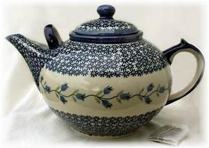 Teekanne 2 Liter : teekanne 2 7 liter aus original bunzlauer keramik im dekor agnes ~ Markanthonyermac.com Haus und Dekorationen