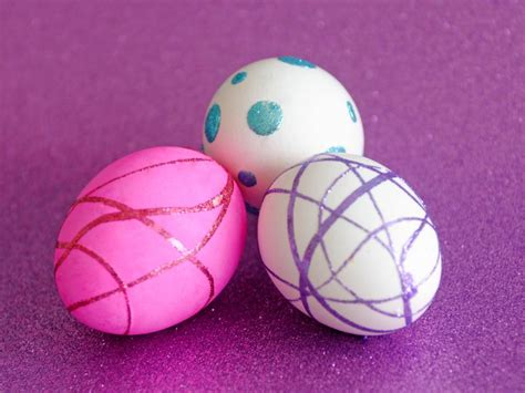 easy easter egg decorating ideas hgtv