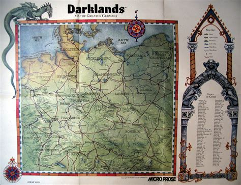 computer game museum display case darklands