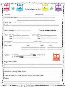 33 best daycare forms images on pinterest daycare forms With daycare information sheet template