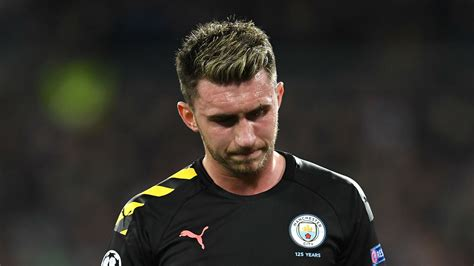 Manchester City's Aymeric Laporte out for up to four weeks ...
