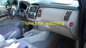 Toyota Innova Air Conditioning Air Filter Change Diy