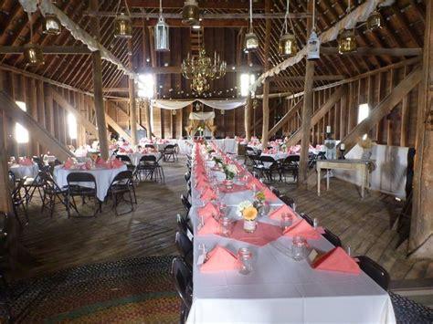 Reception In Hayloft