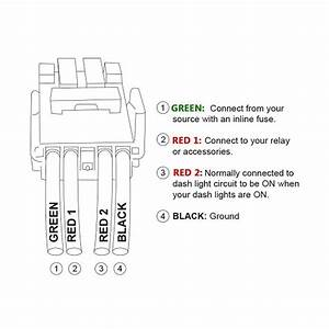 Toyota Push Button Switch 12v