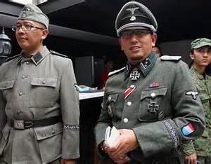German Nazi Soldier Uniform