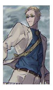 Jujutsu Kaisen Kento Nanami Wallpaper : Nanami Kento ...