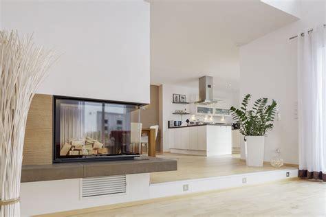 wohnzimmer contemporary family room dusseldorf by kamin mehr architettura arredamento e design
