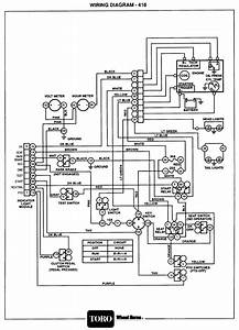 Wheel Horse Toro Riding Mower Wiring Diagram