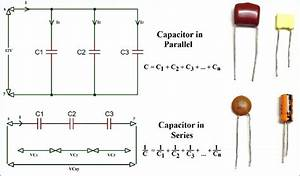 Capacitor Circuits  Capacitor In Series  Parallel  U0026 Ac