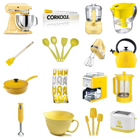 yellow accessories for kitchen this is going to be a brief series on colorizing your 1685