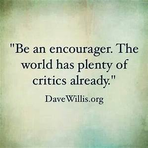 In Life Quotes ... Encourage Someone Quotes