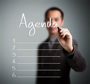 20 Questions For Creating a High-Impact Agenda for Your ...