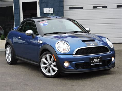 Mini Coupe by Used 2012 Mini Cooper Coupe S At Auto House Usa Saugus