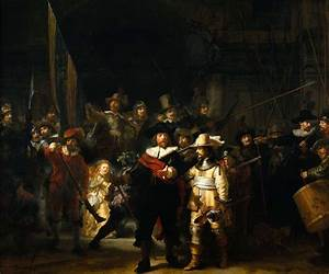 Yen To Dollar Chart Why Rembrandt 39 S The Night Watch Remains A Mystery Fisun