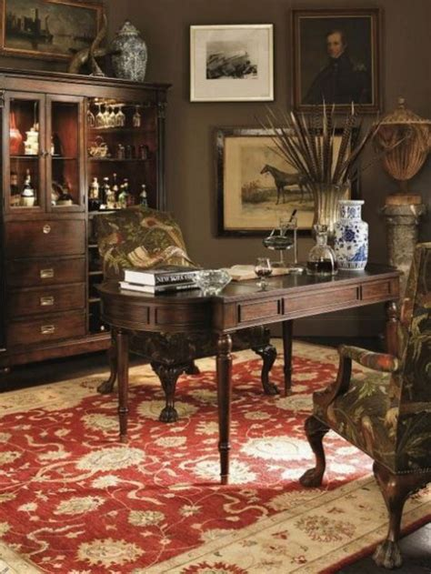 50 dramatic masculine home office designs comfydwelling com