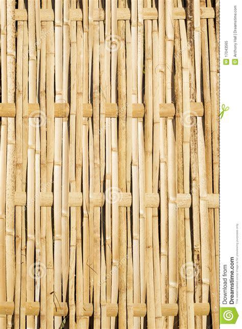 woven bamboo fence panel royalty  stock photo image