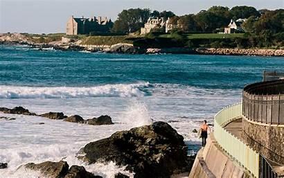 Newport Beach England Town Rhode Island Ri