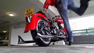 Kickstart 1981 Shovelhead Harley Davidson