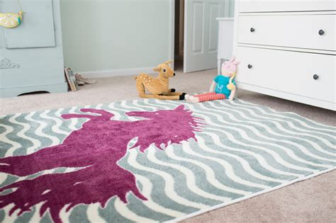 Majestic Unicorn Area Rug By Mohawk Home-transitional