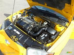2003 Chevrolet Cavalier Ls Sport Coupe Engine Photos